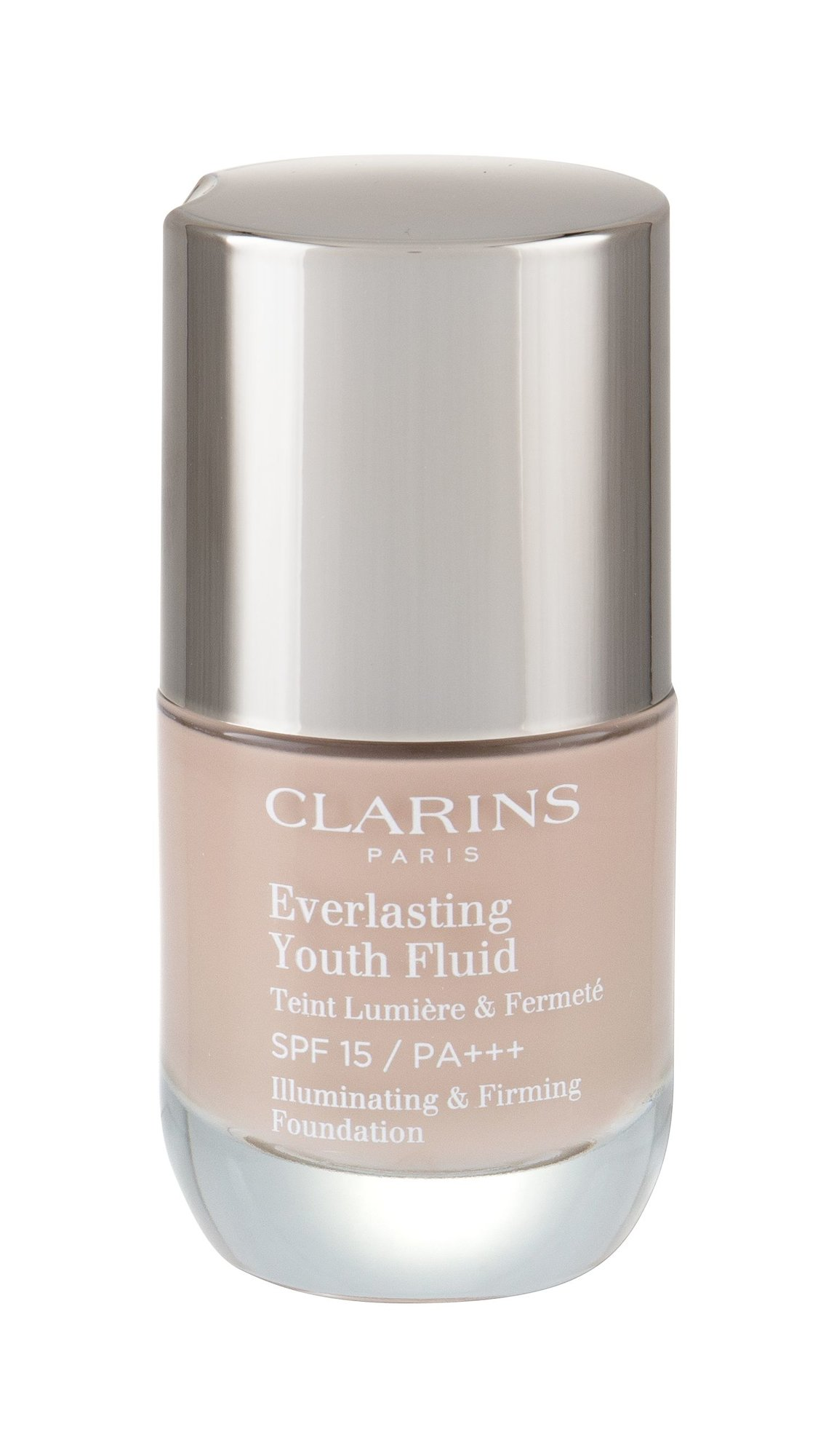 Clarins Everlasting Youth Fluid Makeup 30ml 109 Wheat