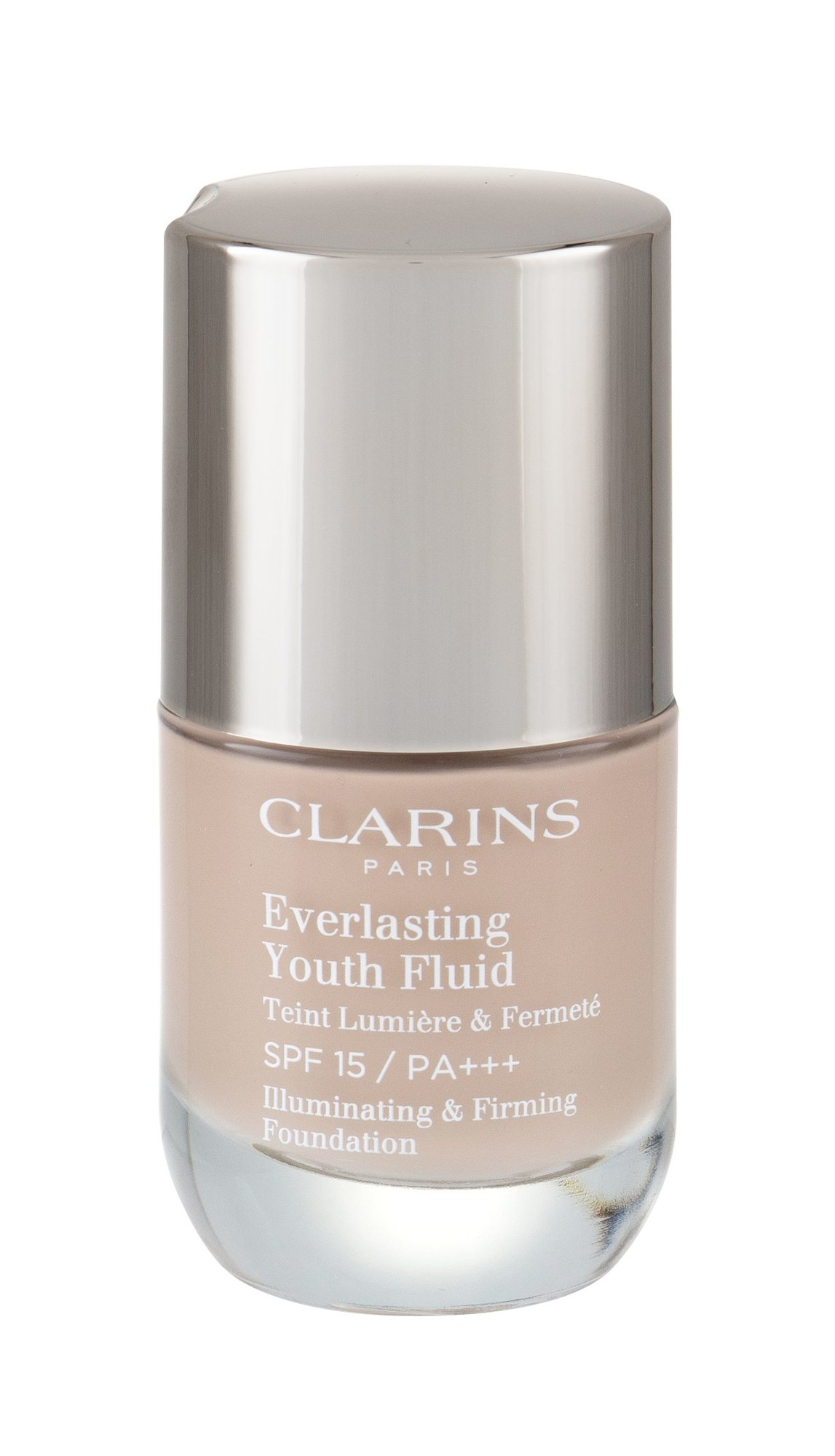 Clarins Everlasting Youth Fluid Makeup 30ml 111 Auburn