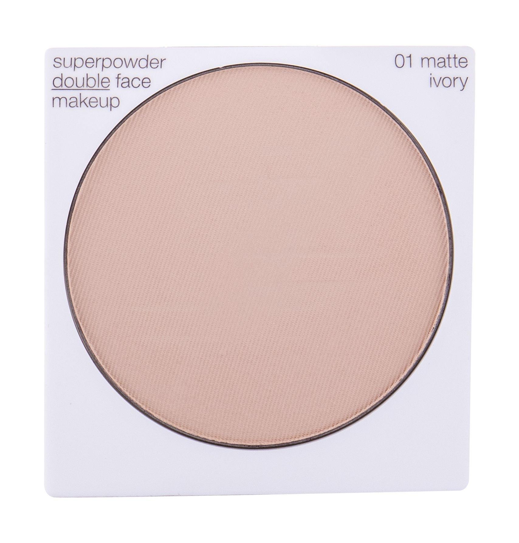 Clinique Superpowder Double Face Makeup Makeup 10ml 01 Matte Ivory