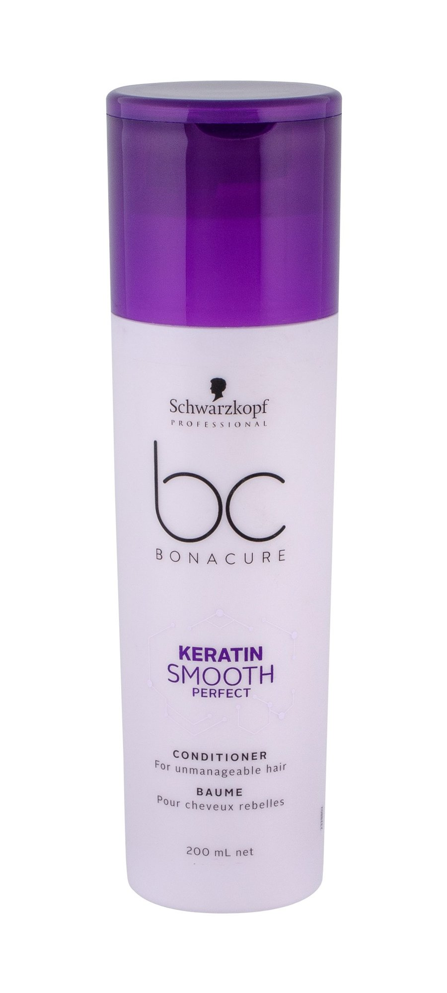 Schwarzkopf BC Bonacure Keratin Smooth Perfect Conditioner 200ml