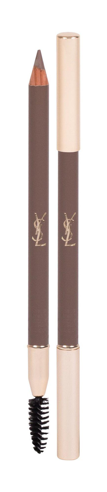 Yves Saint Laurent Dessin Des Sourcils Eyebrow Pencil 1,3ml 2 Brun Profond