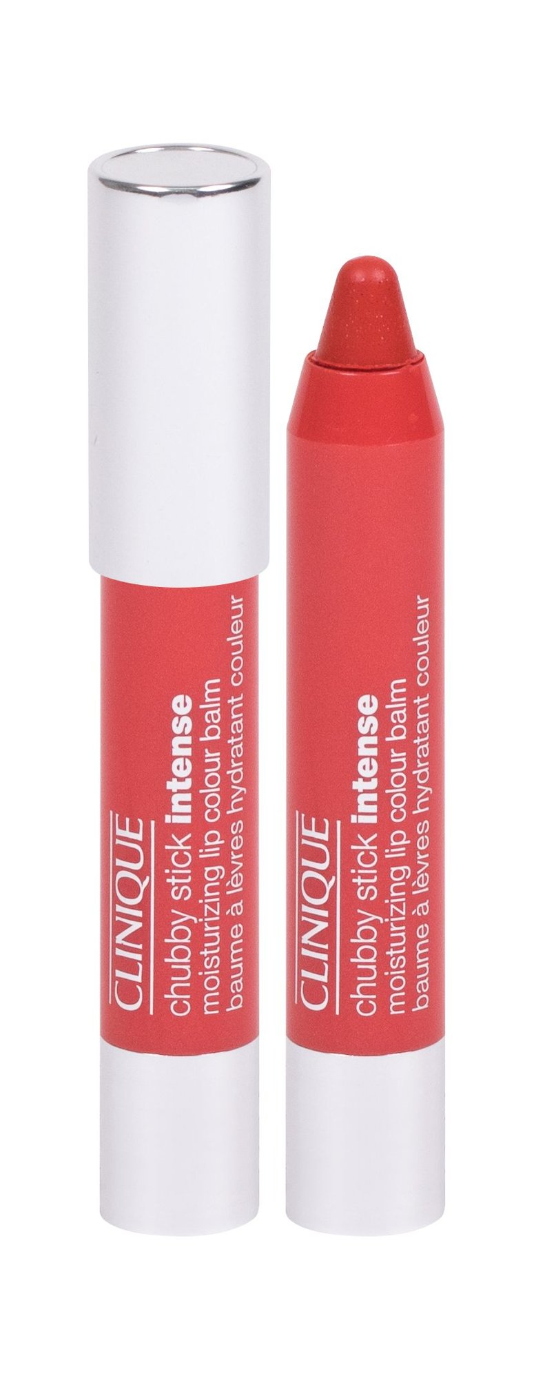 Clinique Chubby Stick Lipstick 3ml 04 Heftiest Hibiscus