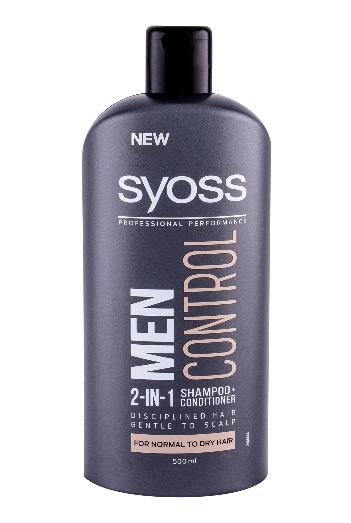 Syoss Professional Performance Men Shampoo 500ml  Control 2-in-1