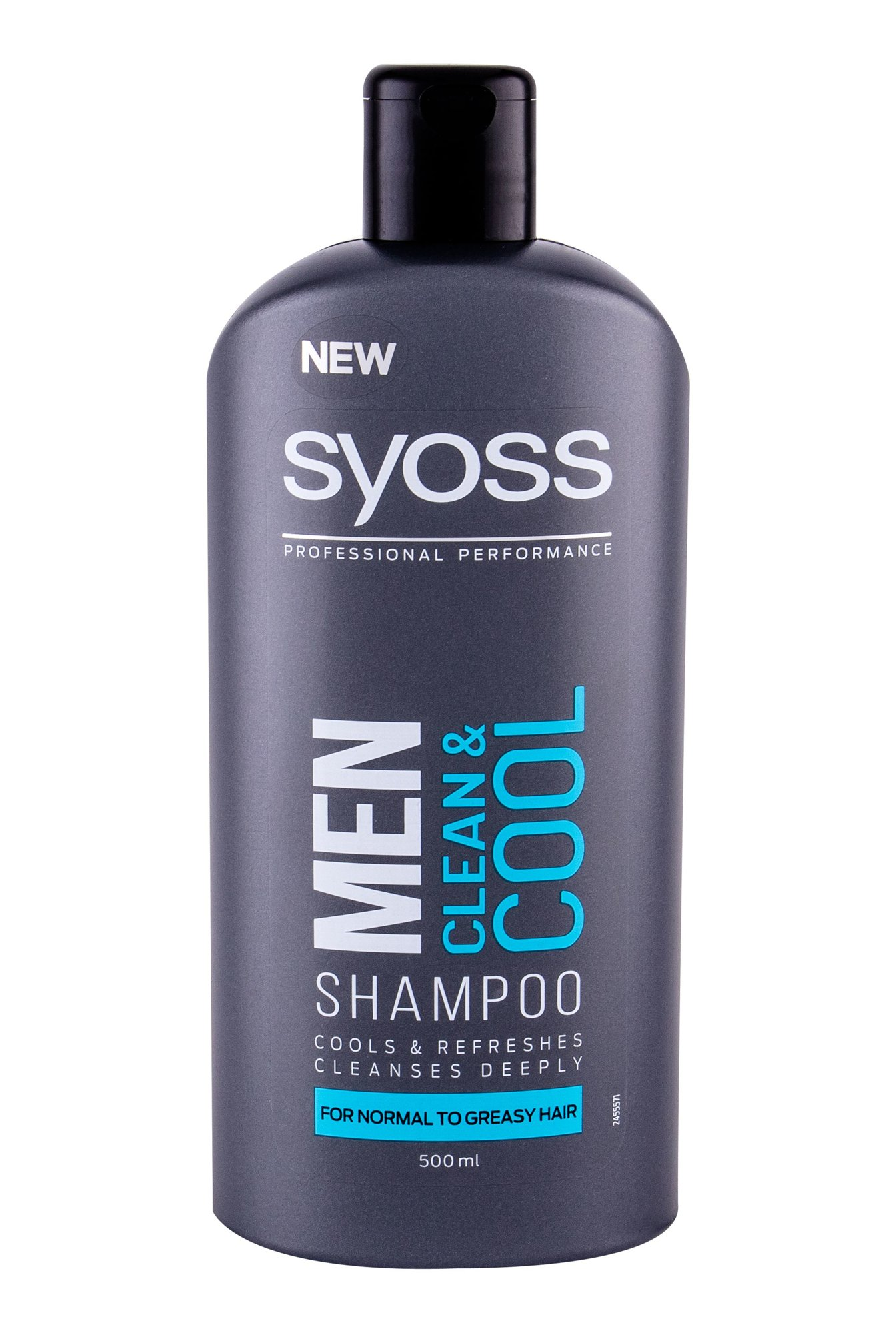 Syoss Professional Performance Men Shampoo 500ml  Clean & Cool