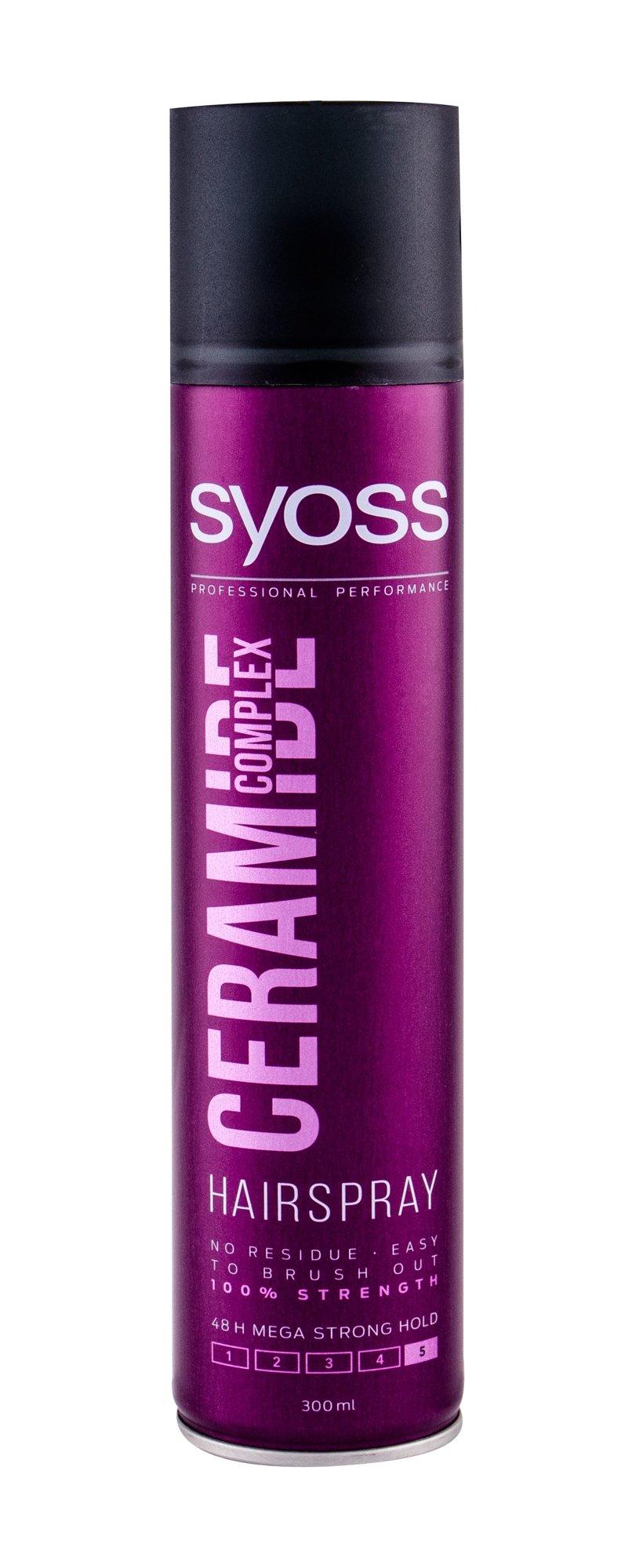 Syoss Professional Performance Ceramide Complex Hair Spray 300ml