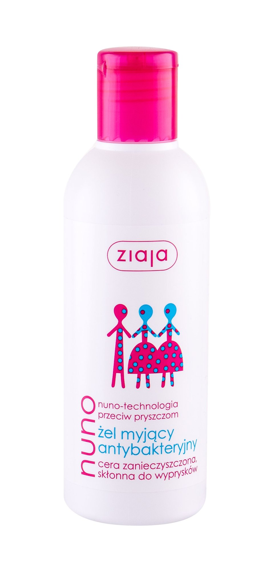 Ziaja Nuno Cleansing Gel 200ml