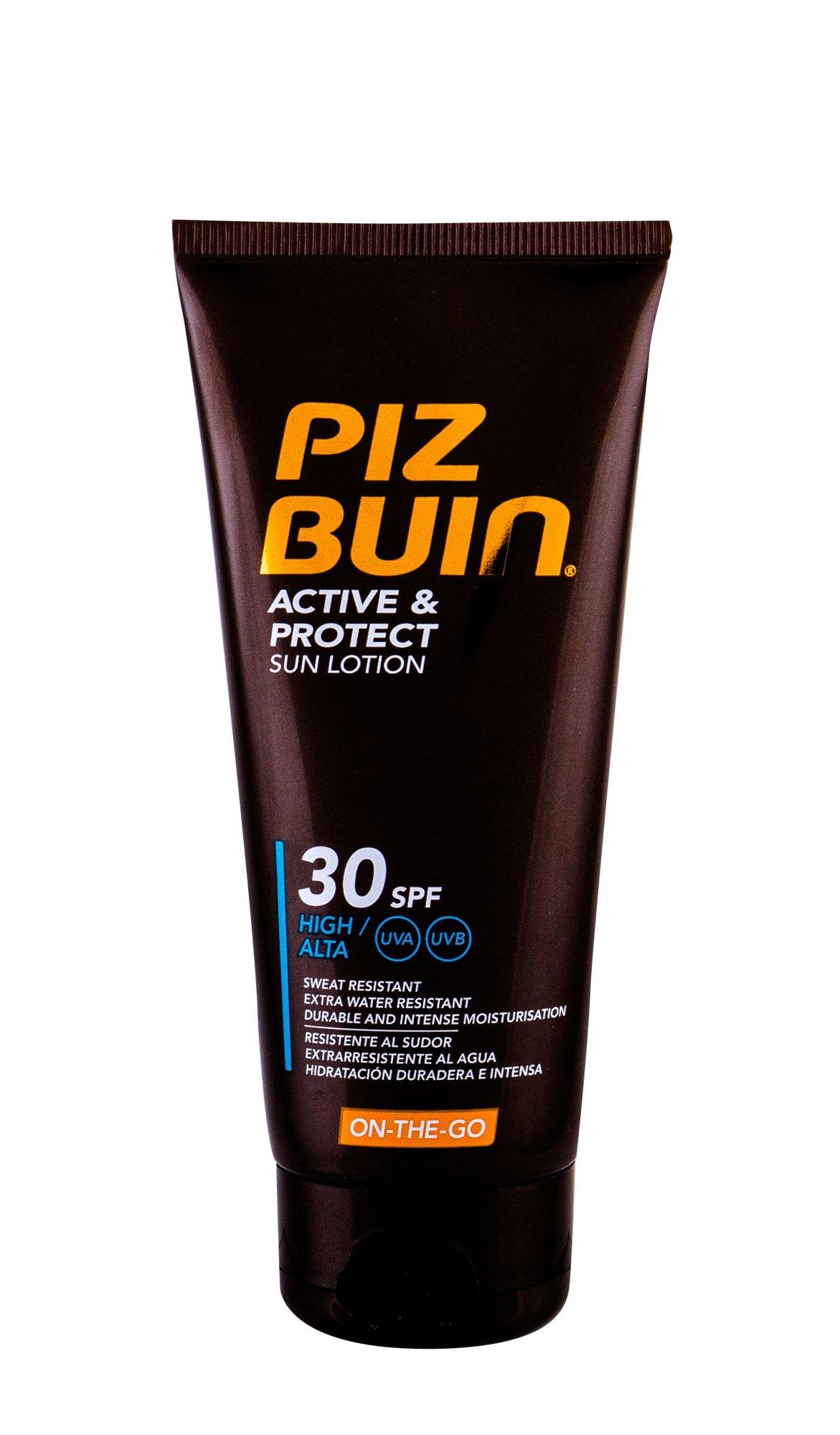 PIZ BUIN Active & Protect Sun Body Lotion 100ml