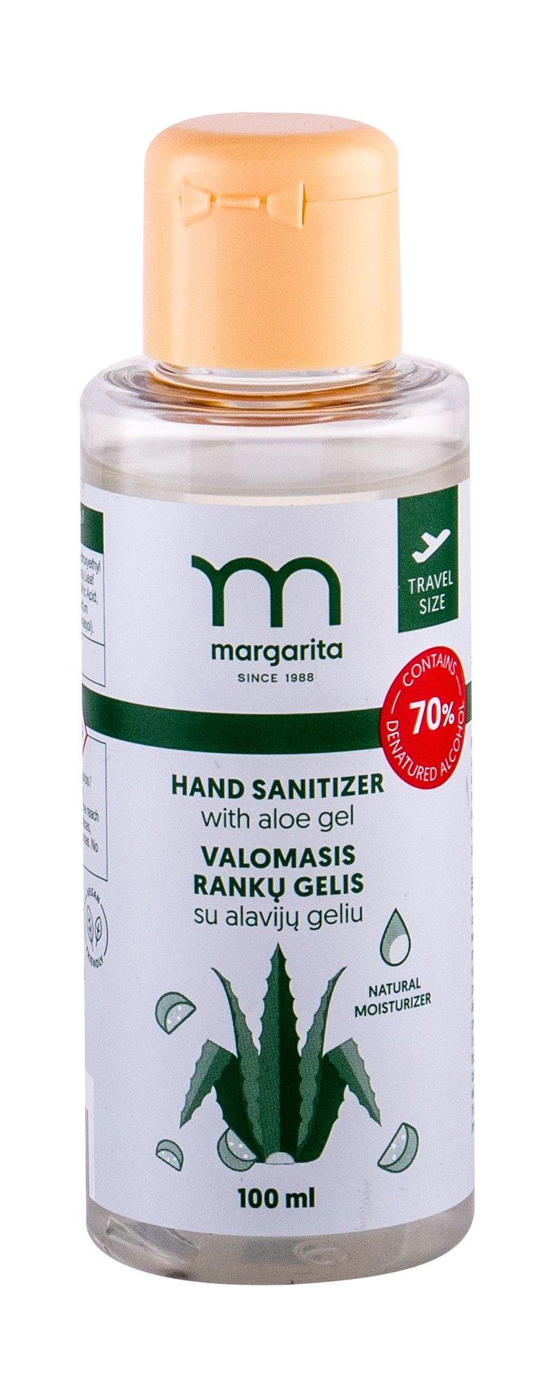 Margarita Hand Sanitizer Antibacterial Gel 100ml