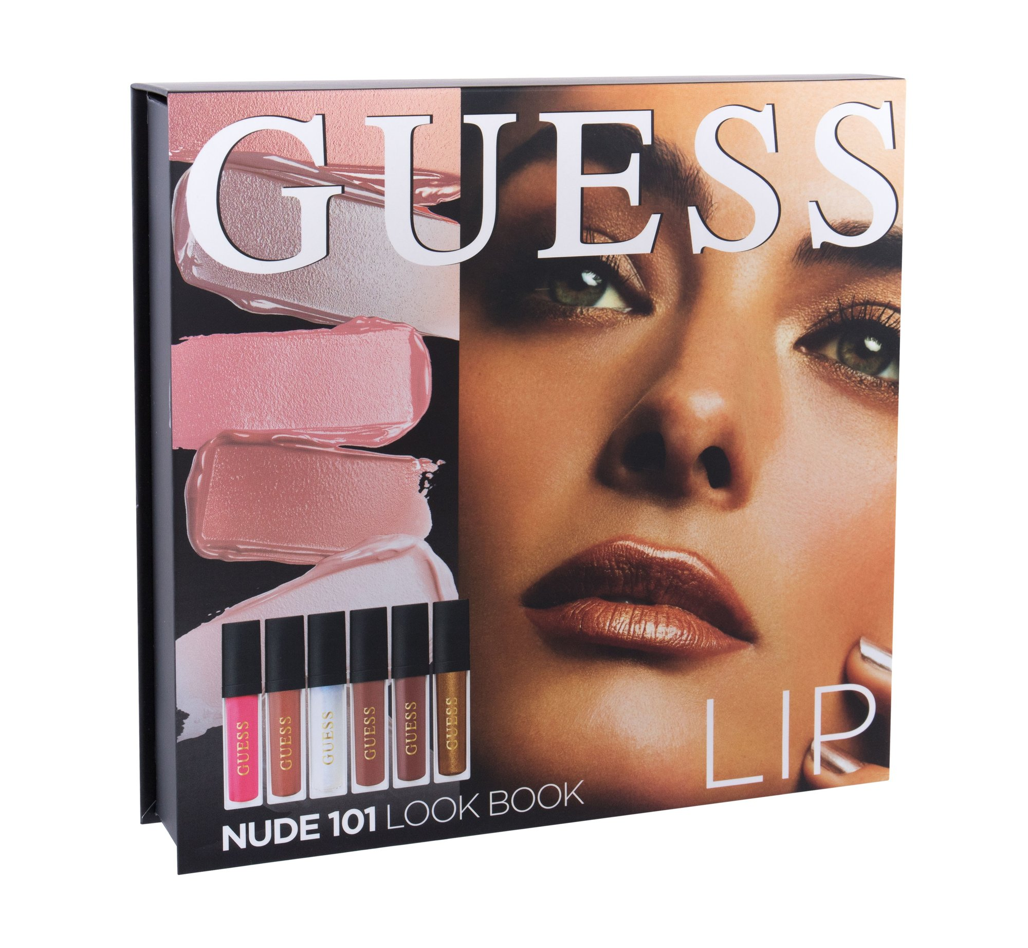 GUESS Look Book Lipstick 4ml 101 Nude