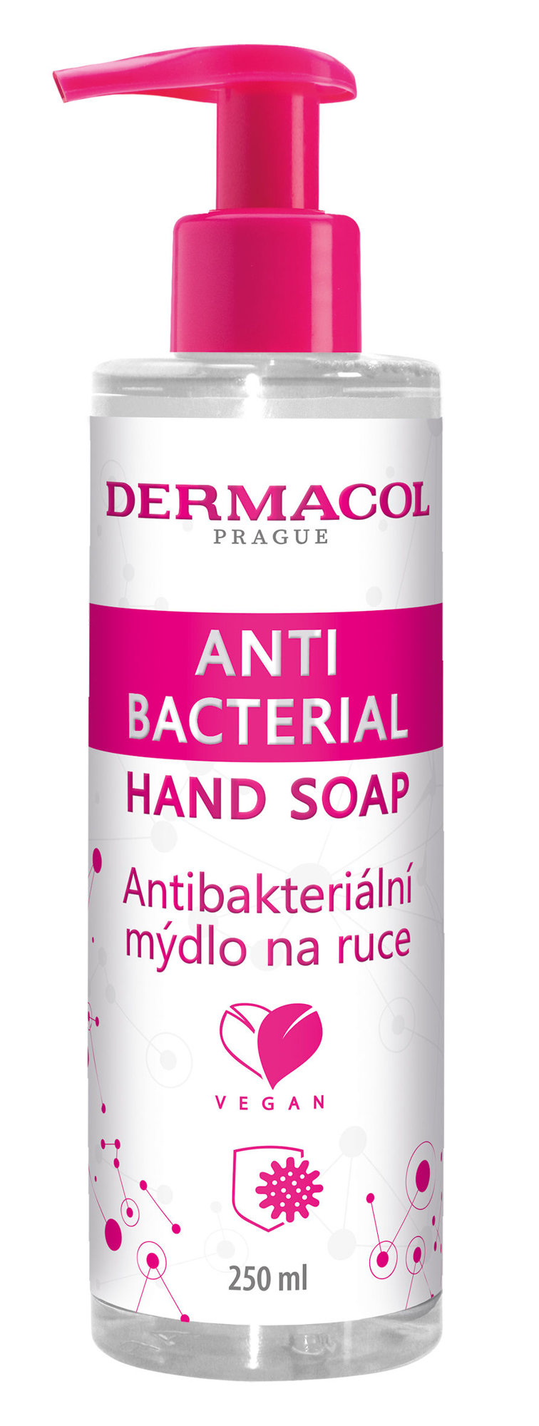 Dermacol Antibacterial Liquid Soap 250ml