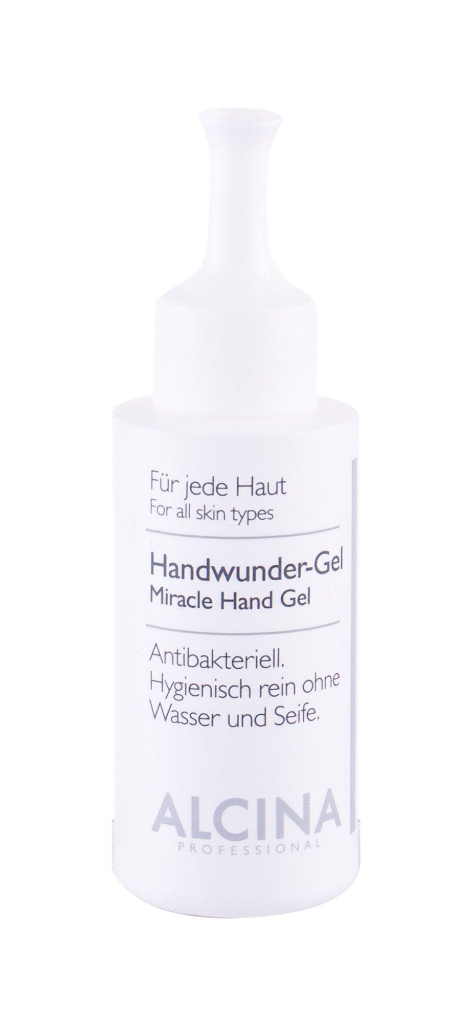 ALCINA Miracle Hand Gel Antibacterial Gel 50ml