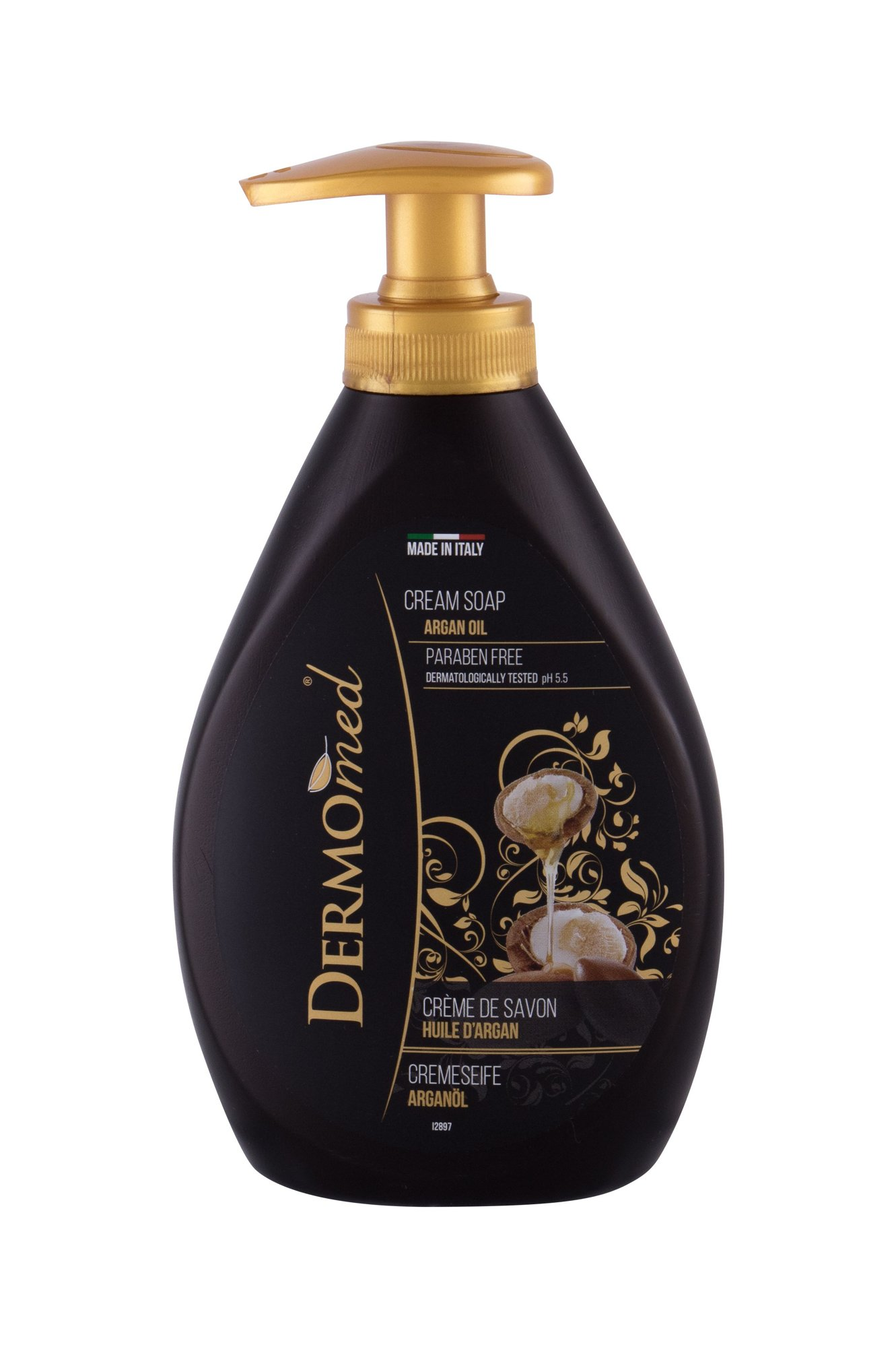 Dermomed Argan Oil Liquid Soap 300ml