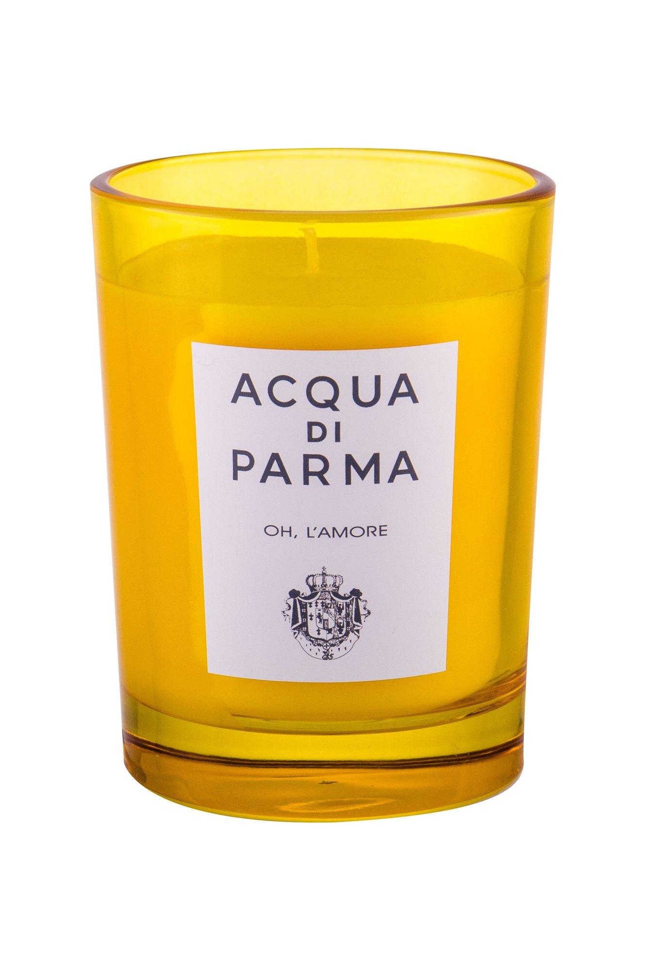 Acqua di Parma Oh. L´Amore Scented Candle 200ml