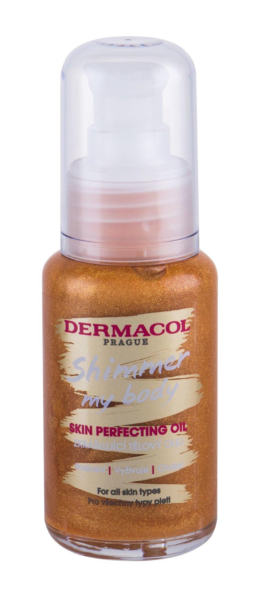 Dermacol Shimmer My Body Body Oil 50ml