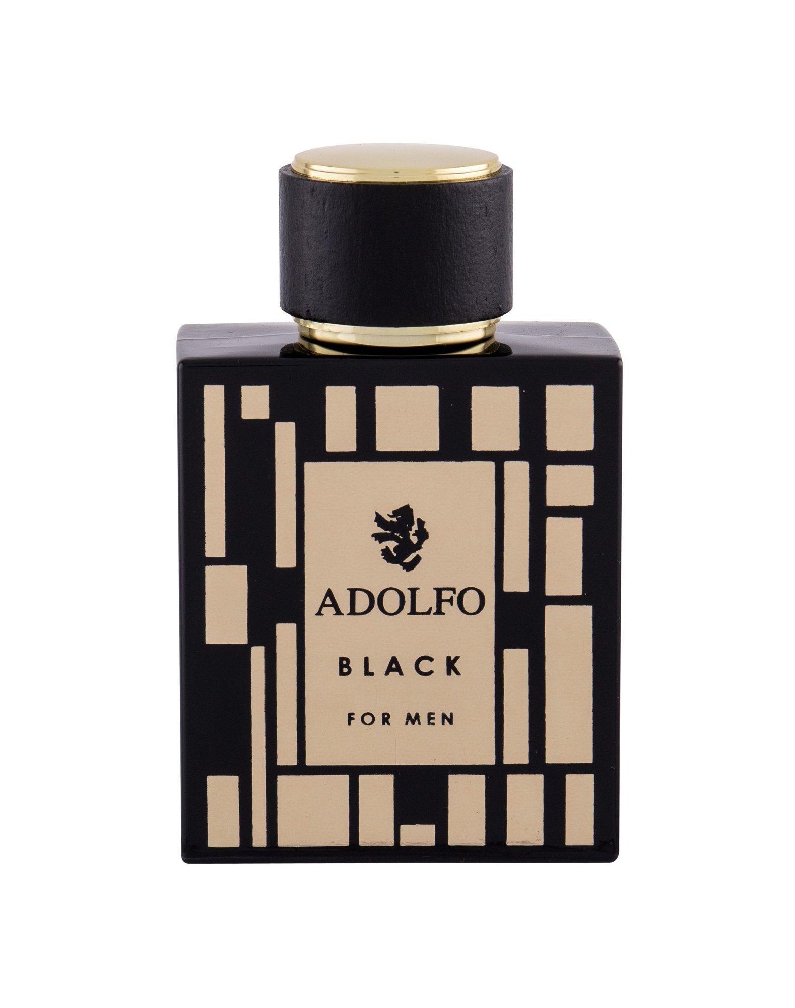 Adolfo Black Eau de Toilette 100ml